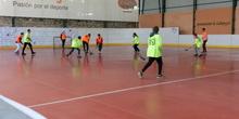 DEPORTE: Hockey en el Polideportivo