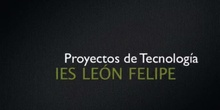 Proyectos 4ºESO Tecnología
