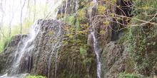 Cascada Los Chorreaderos, Monasterio de Piedra, Nuévalos, Zarago