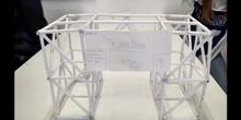 Concurso Tecnología: Puentes de papel 2º ESO 2019