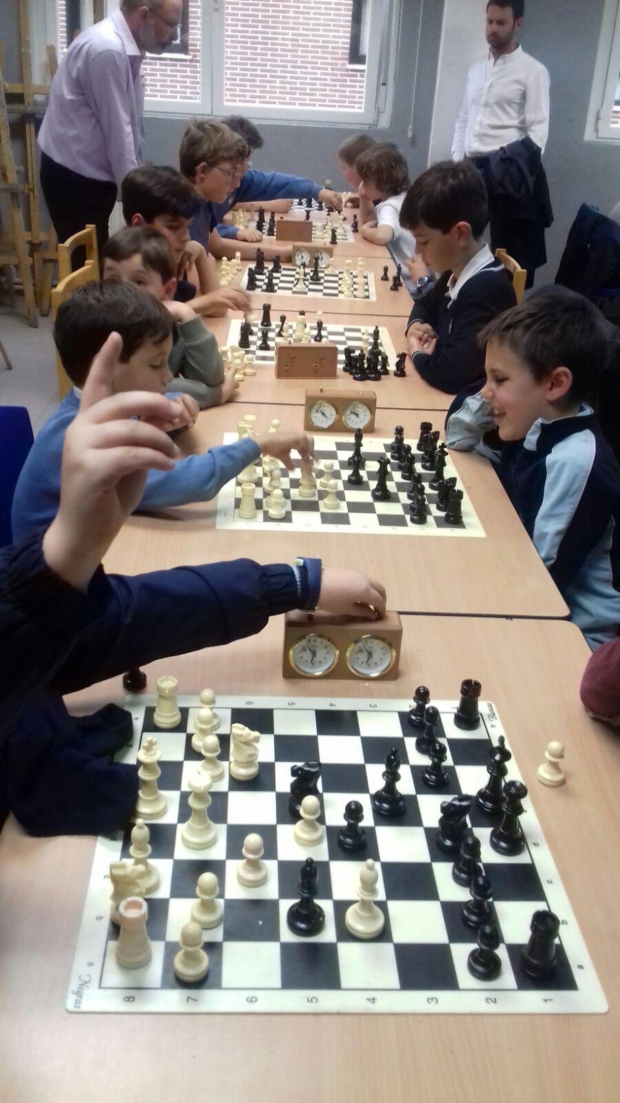 Torneo de ajedrez 2