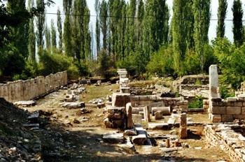 Afrodisias, Turquía