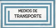 INFANTIL 4 AÑOSTIPOS DE TRANSPORTE