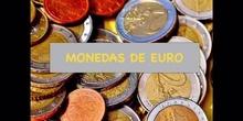 PRIMARIA - 1º - MONEDAS DE EURO - MATEMÁTICAS - FORMACIÓN