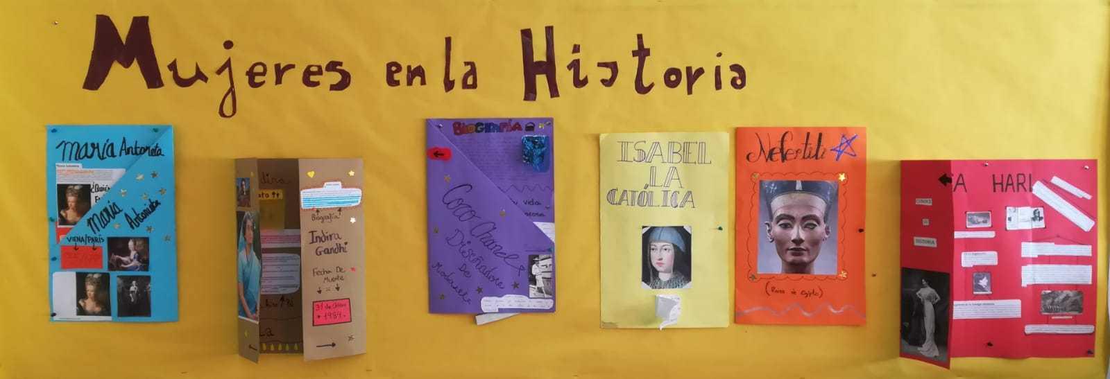 2019_03_20_Los lapbook de 6ºA toman forma_CEIP FDLR_Las Rozas