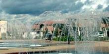 Plaza de la Concordia, Villaviciosa de Odón, Comunidad de Madrid