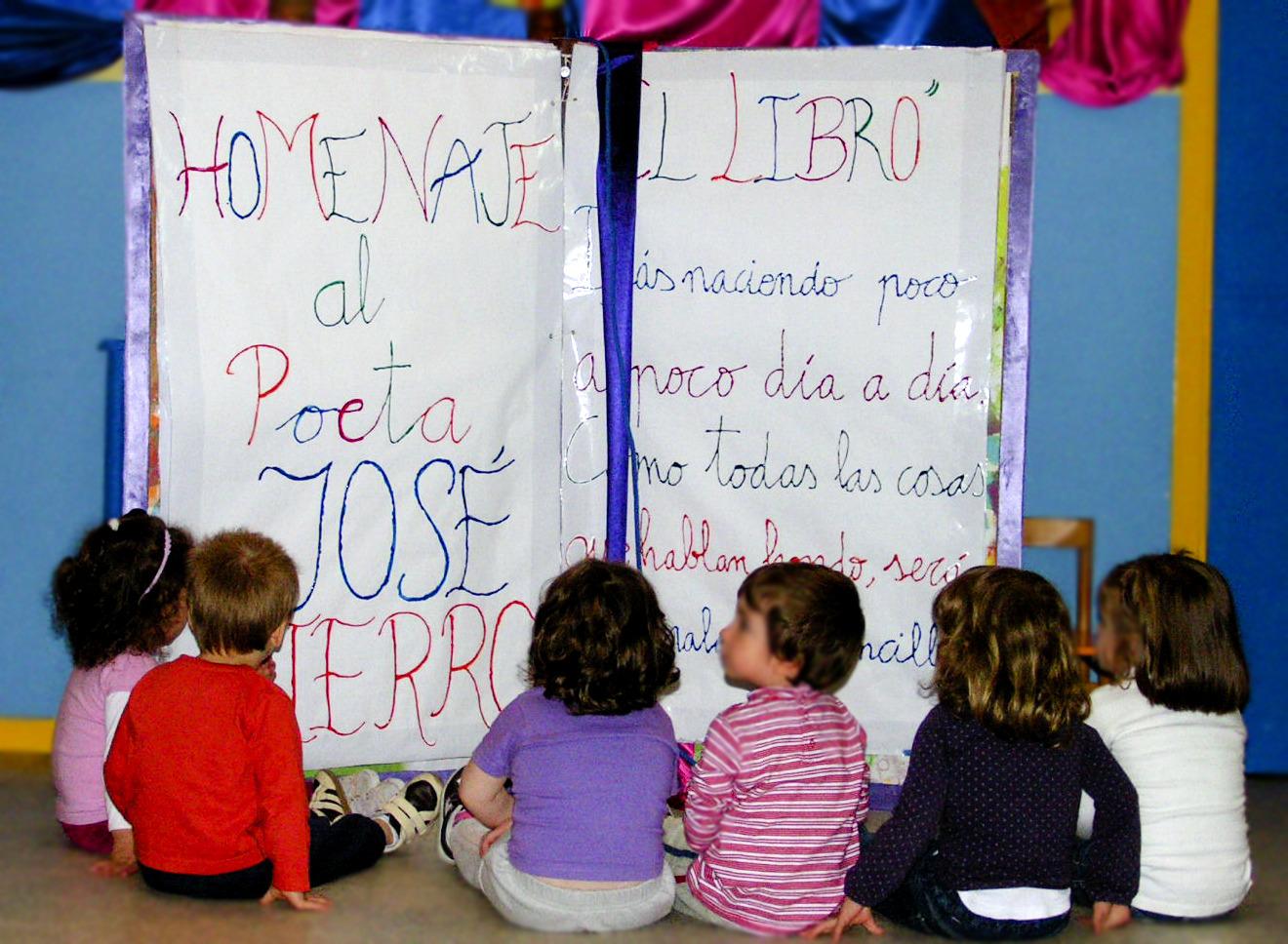 Pancartas del Día del Libro 9