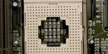 Zócalo para microprocesador tipo SOCKET 3