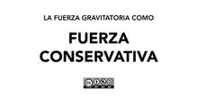 Gravitación - Campo gravitatorio como campo conservativo