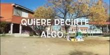CONTIGO EN EL CEIP PABLO PICASSO DE PARLA