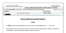 01_1_1º y 2ºESO (ACNEES)_Reglas generales de acentuación (I)