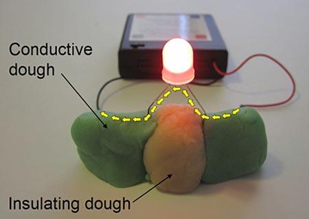 conductive dough