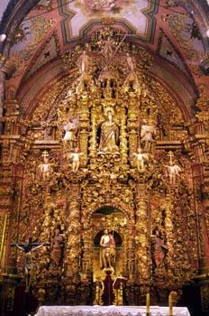 Altar Mayor de la Catedral de Badajoz