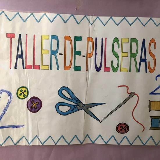 Jornadas Culturales 18-19. Talleres de pulseras, leyendas y ciencias. 1º y 2º 5
