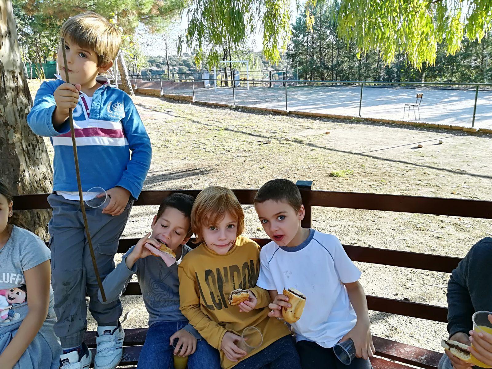 Granja Escuela 1º y 2º EP 2017-18_24 20
