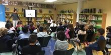 2019_Quinto B visita la biblioteca municipal_CEIP FDLR_Las Rozas 12