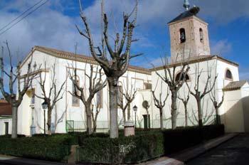 Iglesia de Santo Domingo, Humanes, Madrid