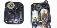 Actuador eléctrico de trampillas de ventilación