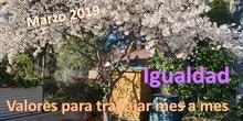 2019_03_Valores_Igualdad_CEIP FDLR_Las Rozas