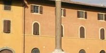 Estatua de loba, Pisa