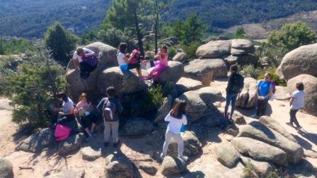 2017_10_23_Sexto hace senderismo y escalada en la Pedriza 8