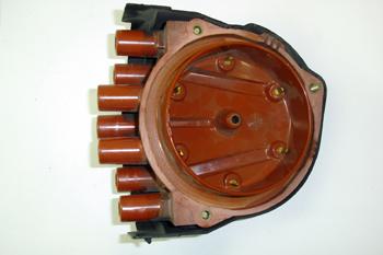 Tapa de distribución para motor de 6 cilindros