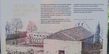 San juan de Duero nevero