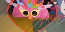 Un carnaval diferente en el  CPEE Peñalara