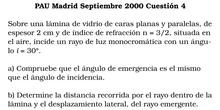 PAU Madrid Septiembre 2000 Cuestión 4