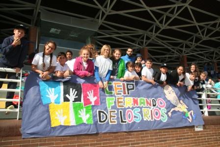 2017_03_28_Olimpiadas Escolares_Gradas_Fernando de los Rios 4