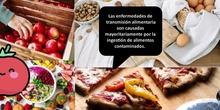 La breve historia del tratamiento y la manipulación de alimentos
