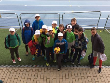 2018-04-09_Olimpiadas Escolares_CEIP FDLR_Las Rozas_Equipos 3