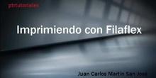 Imprimir con Filaflex