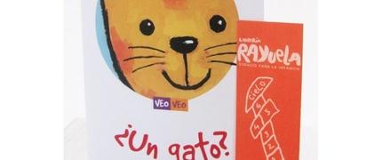 LECTURA DEL CUENTO ¿UN GATO? EDICION VEO VEO EDELVIVES AULA 0- 2 AÑOS CASA DE NIÑOS