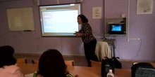#cervanbot IV. Charla a profesores: enseñanza de la programación en Primaria basada en metáforas - Diana Pérez URJC