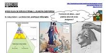 La crisis del Antiguo Régimen. Guía de estudio