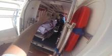 Simulacro Evacuación CRA Los Olivos