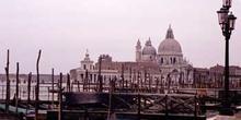 Vista de la Catedral de San Marcos, Venecia, Italia