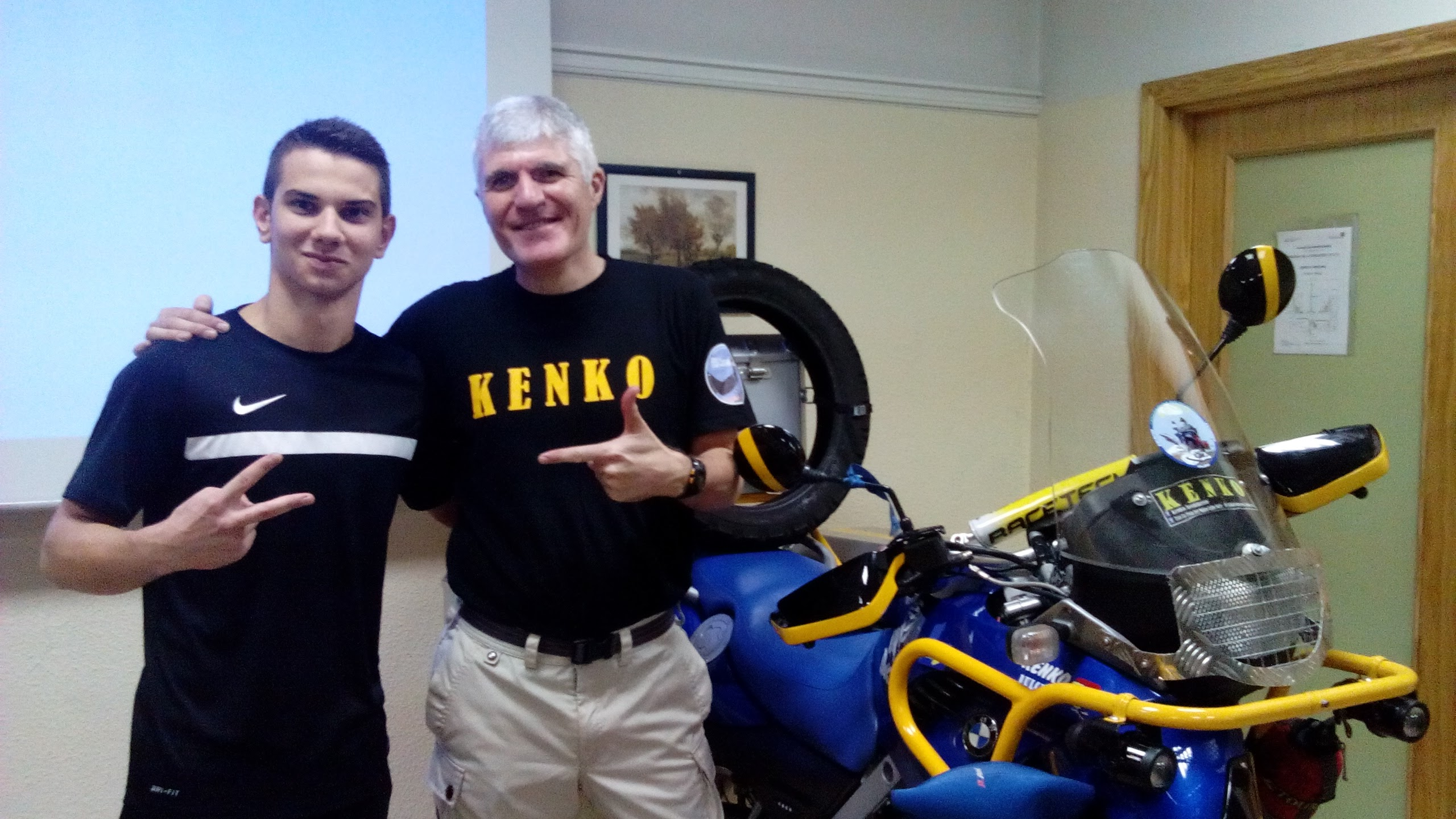 Kenko Aventurero en el Falla 3
