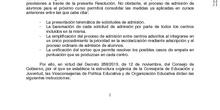 Resolución admisión alumn@s 2020/21