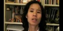 Zeng Jinyan video message on Sakharov Prize 2008