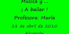 """COLEGIO JESÚS VARELA Semana Cultural 2010 - \""""Todos a Bailar \"""""""