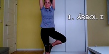 Yoga con Silvia. parte I