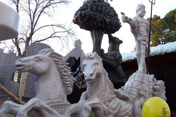 Carroza de Cabalgata de Reyes, Madrid