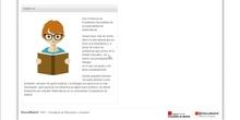 Crea tu porfolio, blog o web en EducaMadrid: incluir listas y texto formateado
