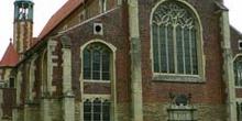Iglesia en Muenster, Alemania