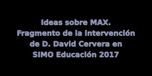 Ideas sobre MAX