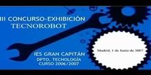 Tecnorobot-III: Divulgando la tecnología