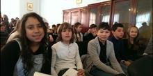 Alumnos de quinto ganadores del concurso CuídatePlus