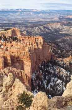 Vista aérea del Gran Cañón del Colorado, Arizona